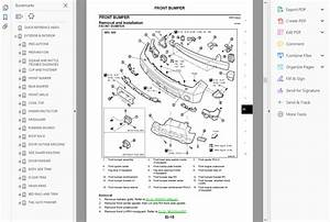 Factory Workshop Service Repair Manual For Nissan Navara 2004