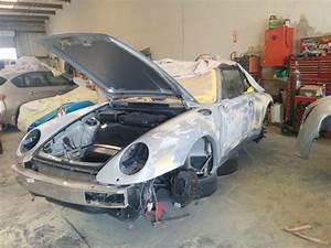 Porsche Auto Body Being Repaired B B Auto Body