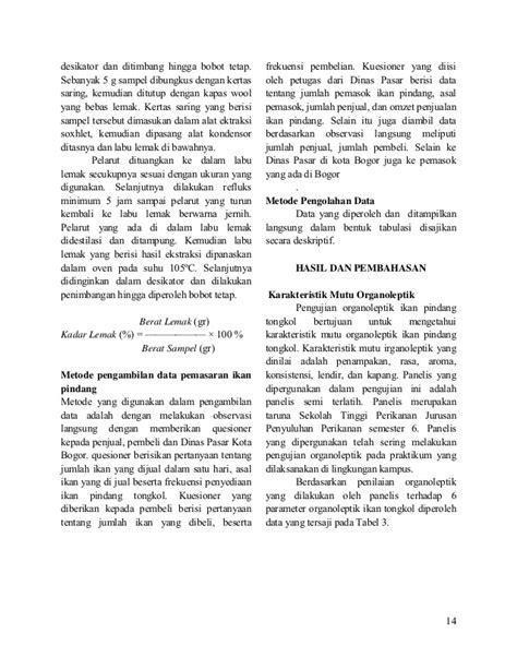 Jurnal penyuluhan perikanan