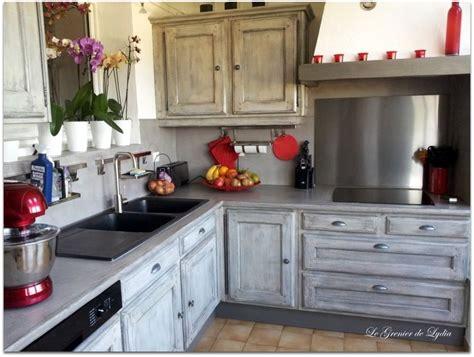 relookage cuisine relooking d 39 une cuisine esprit industriel idée cuisine