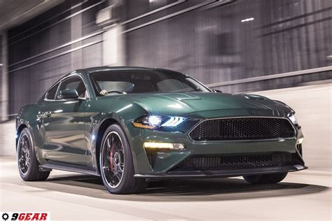 2019 Ford Mustang Bullitt Limited-edition