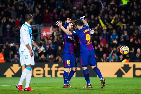 Resultado de Barcelona x Deportivo Alavés - Campeonato Espanhol - 28/01/2018