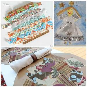 Fabric Scrap Crafts And Activities For Kids
