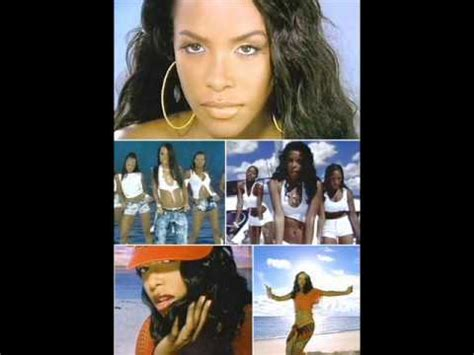 Rock The Boat Cover by Aaliyah Rock The Boat Cover
