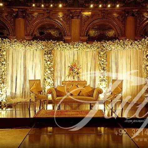 pakistani wedding stage decoration    trend