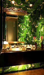 Pin by stephanie claire on No. 18 // BathRm   Powder room ...