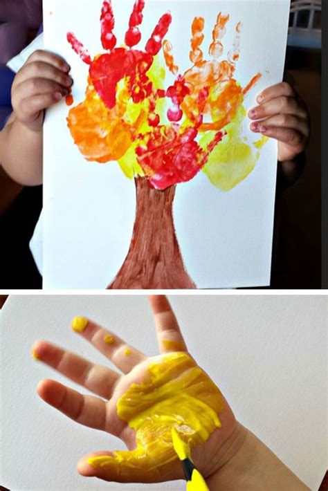 fall crafts for easy fall kid crafts for 668 | 0481971e5701abd75f00c7d1da980bfb