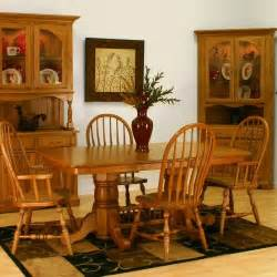 amish kitchen furniture solid oak dining room set marceladick