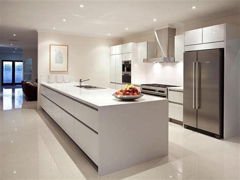 modern island kitchen design stainless steel dma