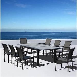 Salon De Jardin 8 Personnes Pas Cher : table jardin 8 personnes pas cher ~ Dailycaller-alerts.com Idées de Décoration