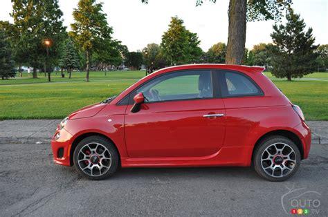 2013 Fiat 500 Turbo  Car Reviews Auto123