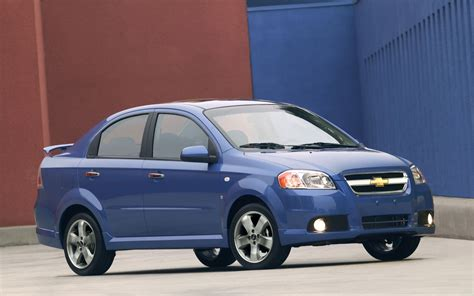 The chevrolet aveo is chevy's smallest, least expensive car. 2004-2008 Chevrolet Aveo Recalled For Fire Risk ...