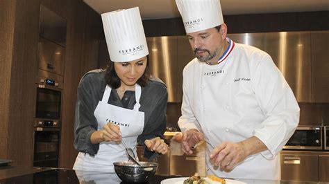 chef cuisine francais top 10 des meilleurs cours de cuisine avec un grand chef