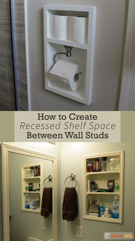Garage Shelving Between Studs by Time For Recess How To Create Shelf Space Between Studs