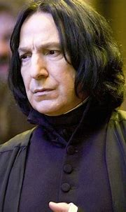 Incontrovertible Proof That Severus Snape Is the Best ...