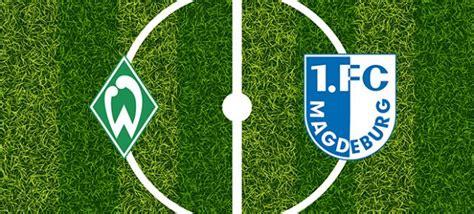 Wer hat bock auf 2. SV Werder Bremen II - 1. FC Magdeburg 3. Liga Tipp: FCM weiter auf Kurs 2. Liga