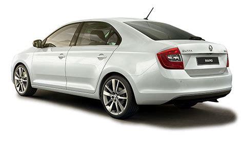 The New Škoda Rapid  Overview Škoda