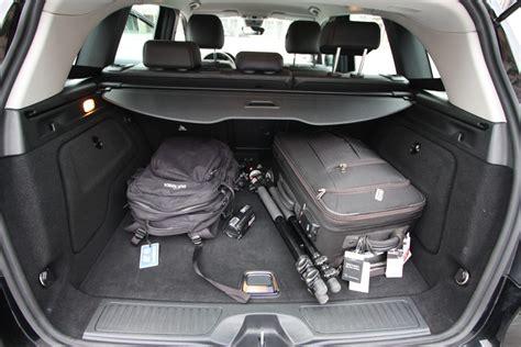 mercedes a klasse kofferraum maße angetestet mercedes electric drive die spannende
