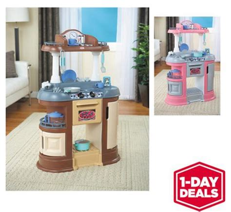Walmart One Day Deal Little Tikes Magicook Kitchen Only