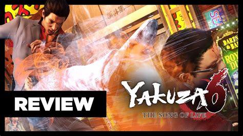 yakuza  review youtube