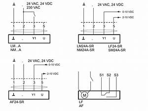 Belimo Damper Actuator Wiring Diagram
