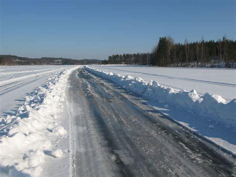ice road wikipedia