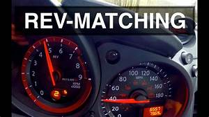 What Is Rev Matching
