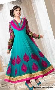Fashion & Style: Anarkali Indian Umbrella Frocks-Anarkali ...