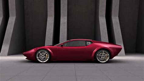 6 De Tomaso Pantera HD Wallpapers | Backgrounds ...