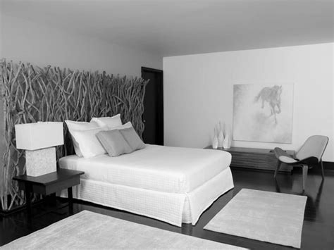 chambre grise chambre a coucher grise et blanche
