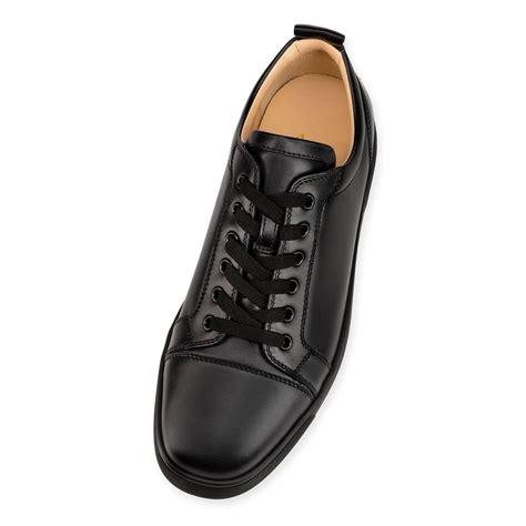 christian louboutin ayakkabi louis siyah erkek maslak outlet