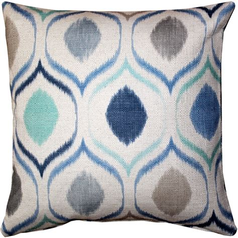 blue and throw pillows blue iris throw pillow 20x20