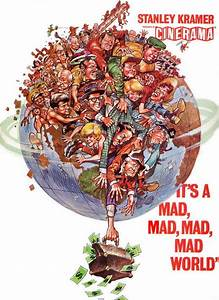 It's a Mad, Mad, Mad, Mad World Movie Posters From Movie ...