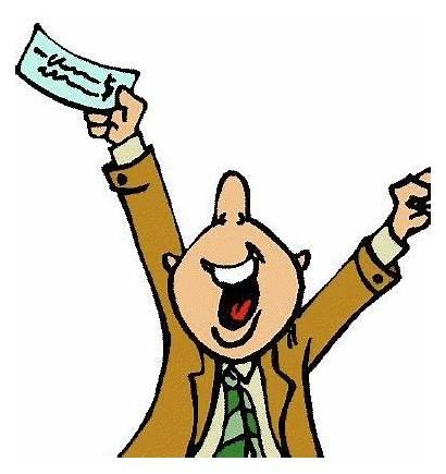 Payroll Paycheck Clipart Clip Payday Pay Check