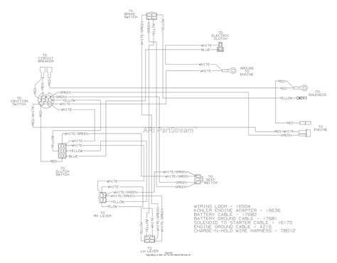 Dixon Speedztr Parts Diagram For Wiring Briggs