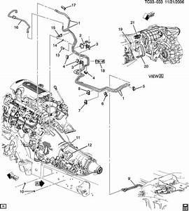 2005 Chevrolet Silverado Tube  Early Fuel Evaporation  Tube  Evap Emis Cnstr Purge