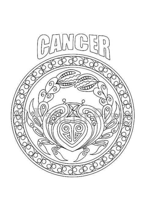 images  zodiac signs coloring pages  pinterest watercolors zodiac capricorn