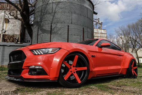 ford mustang gt premium widebody gt