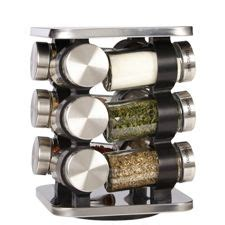 Spice Racks Canada by Stainless Steel 12 Jar Spice Rack Canadian Tire