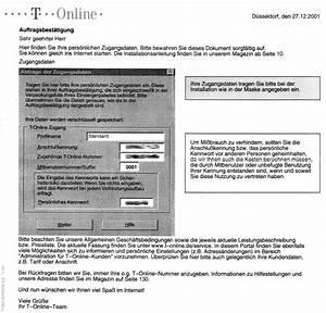 Telekom Rechnung Online Anschauen : t online zugangsdaten und fremdrouter ~ Themetempest.com Abrechnung