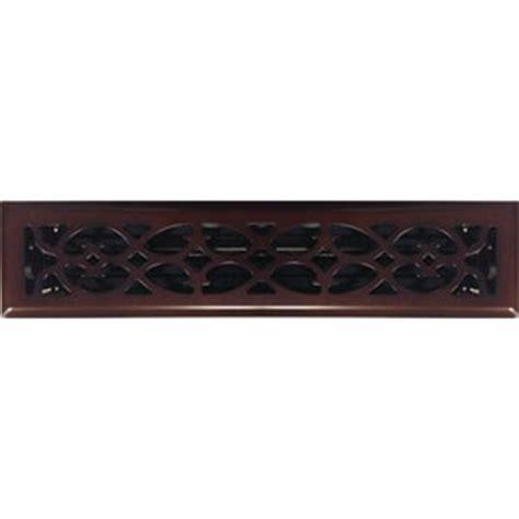 rubbed bronze floor register covers 2 x 14 floor register steel air vent