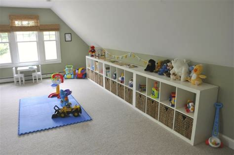 grand meuble de rangement pour salle de jeux salle enfant meuble de rangement