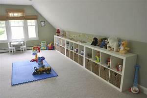 Grand Meuble De Rangement : chambre enfant grand meuble rangement salle de jeux ~ Teatrodelosmanantiales.com Idées de Décoration