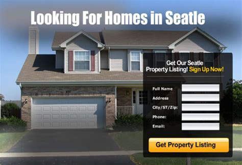 give   real estate squeeze page templates  imake