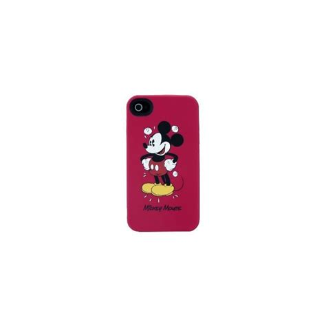 housse telephone iphone 4 disney coque silicone mickey iphone 4 4s