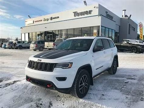 jeep grand cherokee trailhawk   tower