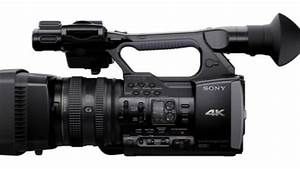 Sony Fdr-ax1 Digital 4k Video Camera Recorder Review