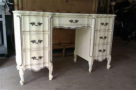 vintage french provincial desk  dixie furniture
