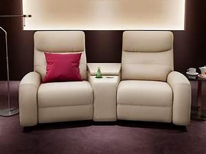 Kino Sofa 3 Sitzer : heim kinosofa leder garnitur relax couch tv sofa kino sessel fernsehsessel 2er ebay ~ Frokenaadalensverden.com Haus und Dekorationen