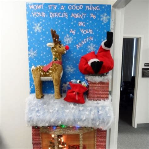 christmas door decorations  youll  love
